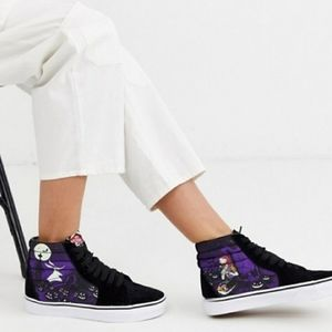 Limited Edition Nightmare Before Christmas Sk8-Hi